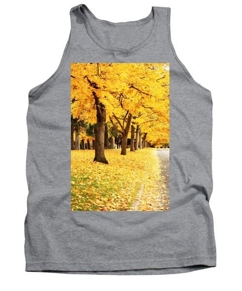 Autumn Perspective Tank Top