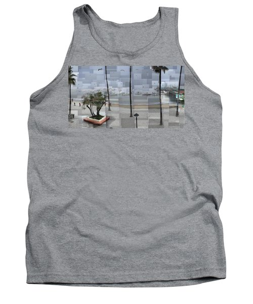 Avalon Fog Tank Top