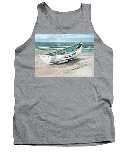 342a47177f34 Avalon Lifeguard Boat Tank Top. Avalon Lifeguard Boat · Nancy Patterson