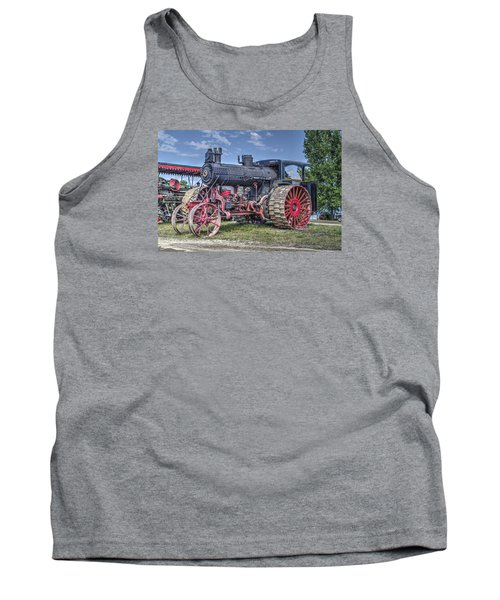 Avery 40 Hp  Tank Top by Shelly Gunderson