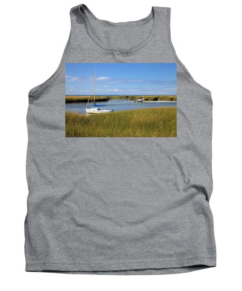 Tank Top featuring the photograph Awaiting Adventure by Gordon Elwell