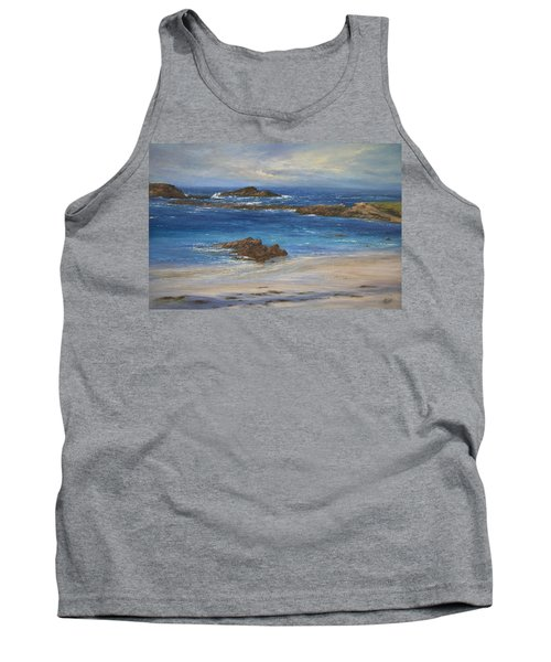 Azure Tank Top by Valerie Travers