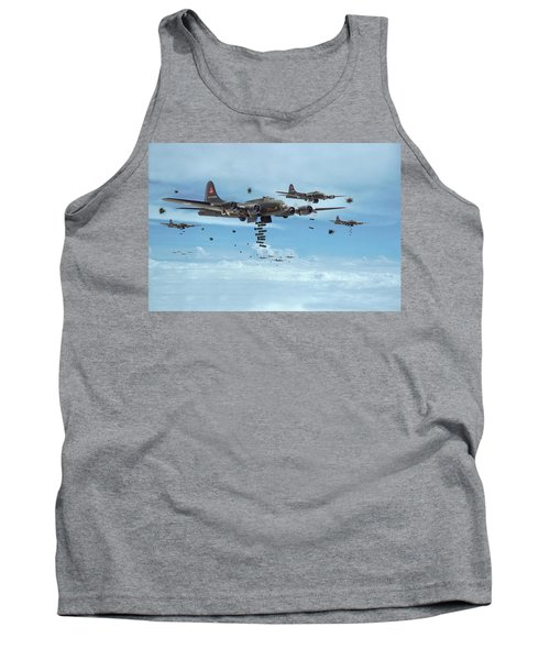 B17 - Mighty 8th Arrives Tank Top