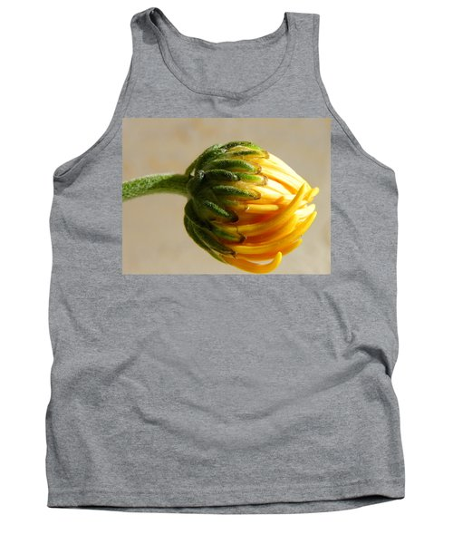 Tank Top featuring the photograph Baby Spider Mum by Deb Halloran
