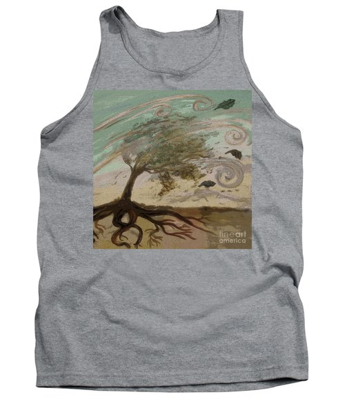 Back To Solace Tank Top