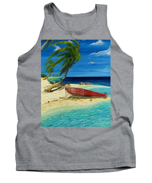 Bahama Beach Tank Top