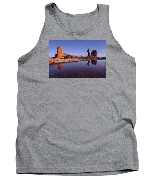 Balanced Reflection Tank Top