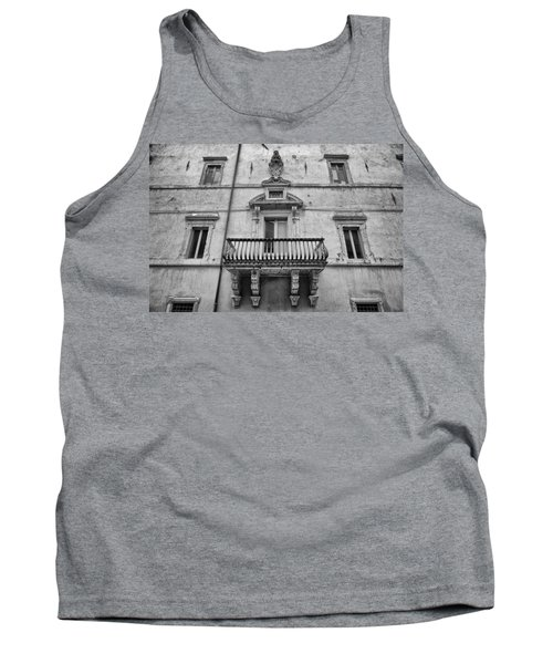 Balcony In Assisi Tank Top
