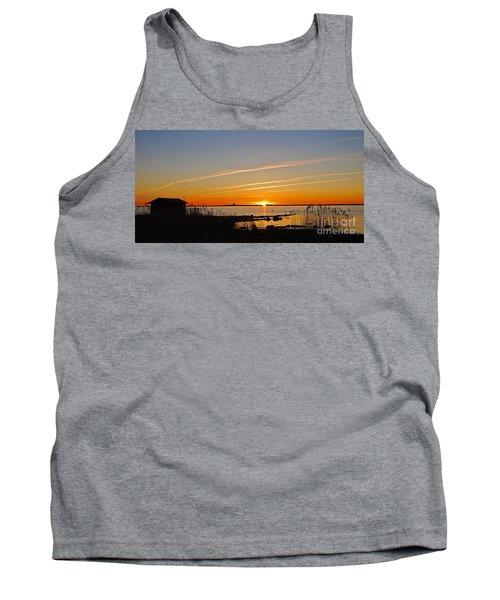 Baltic Sea Sunset Tank Top