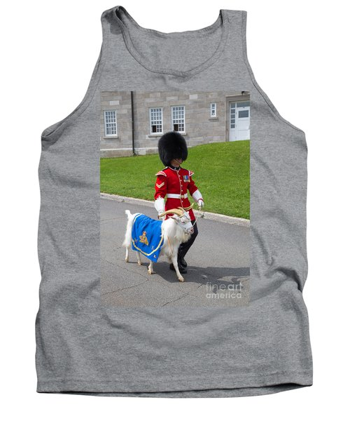 Baptiste The Goat Tank Top