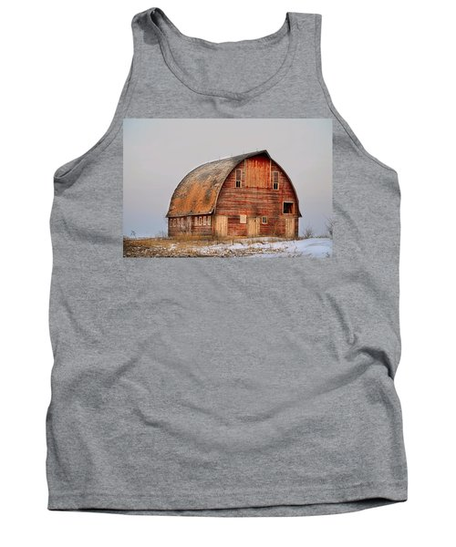 Barn On The Hill Tank Top