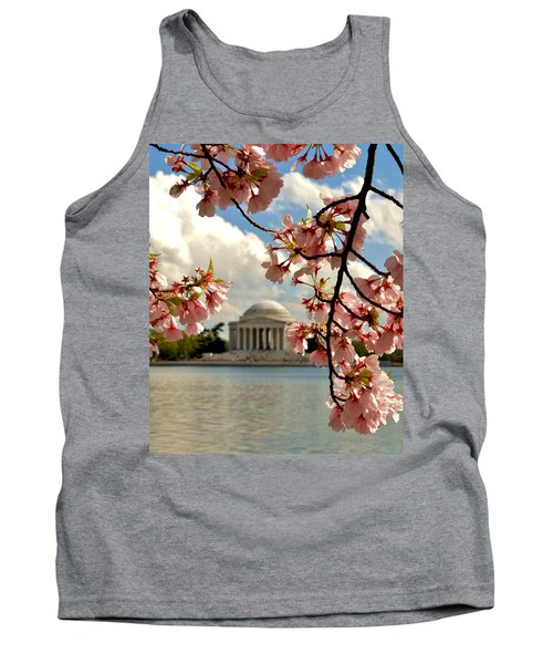Basin Blossoms Tank Top
