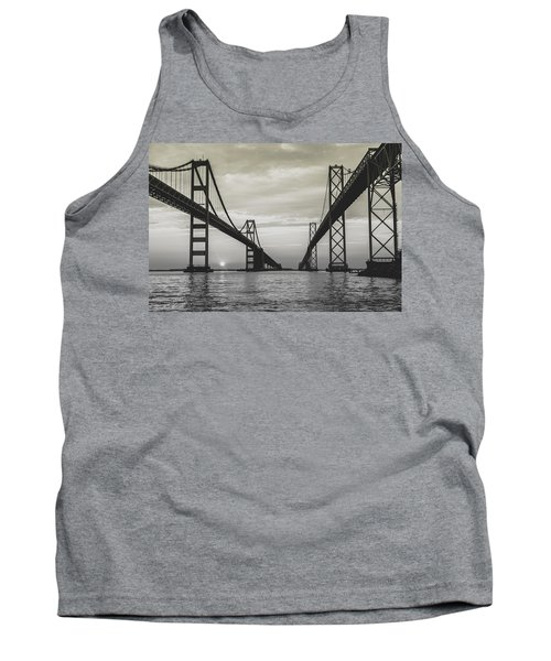 Bay Bridge Strong Tank Top