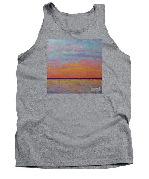 Bay Sunset Tank Top