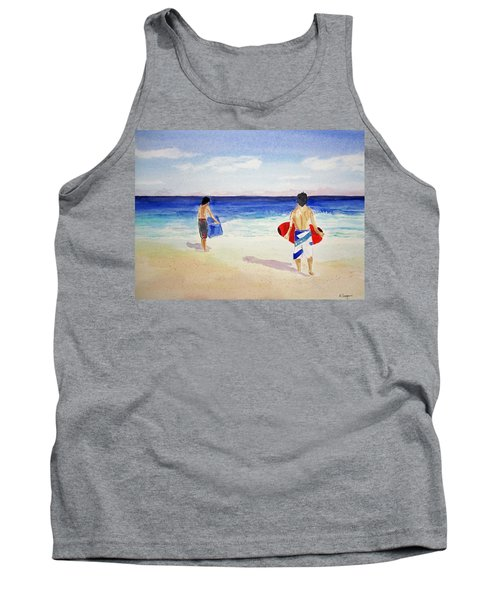 Beach Boys Australia Tank Top