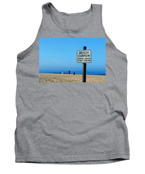 Beach Curfew Tank Top