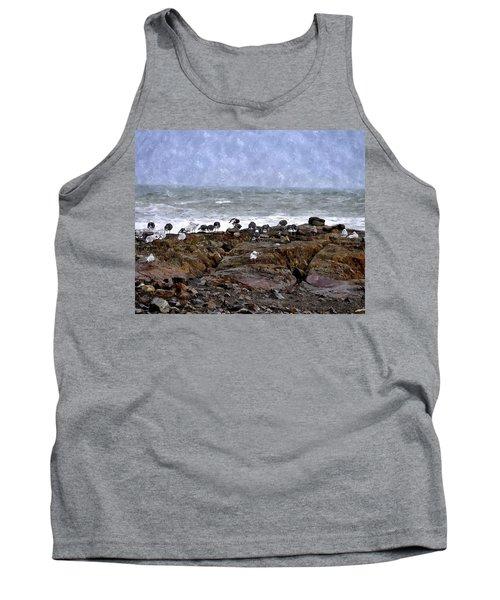 Beach Goers Bgwc Tank Top