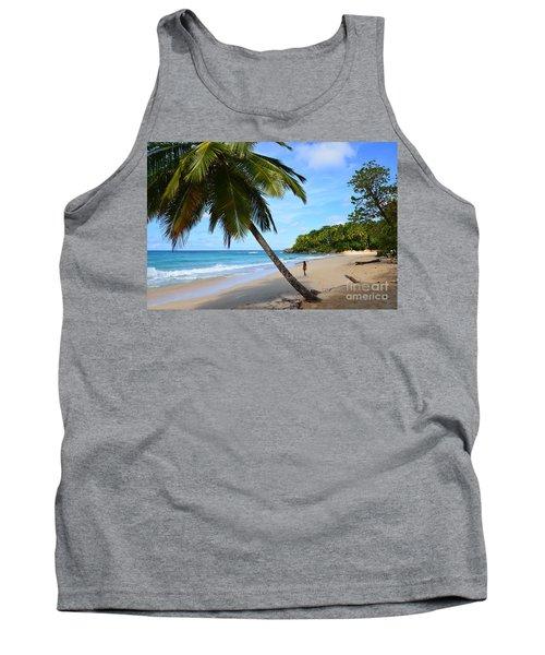 Beach In Dominican Republic Tank Top
