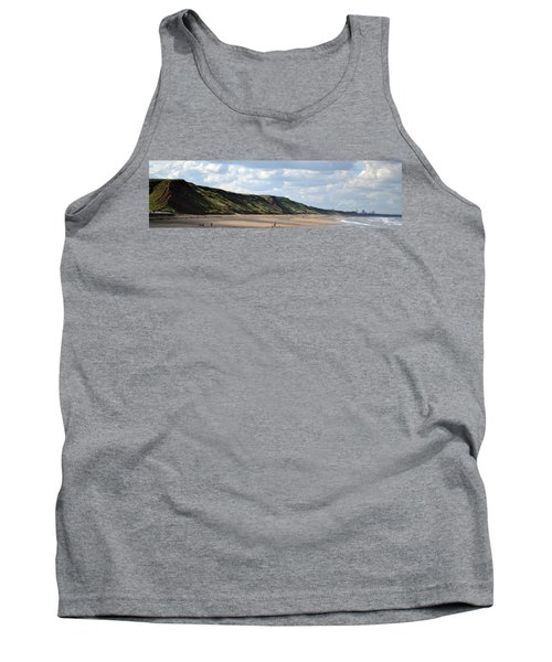 Beach - Saltburn Hills - Uk Tank Top