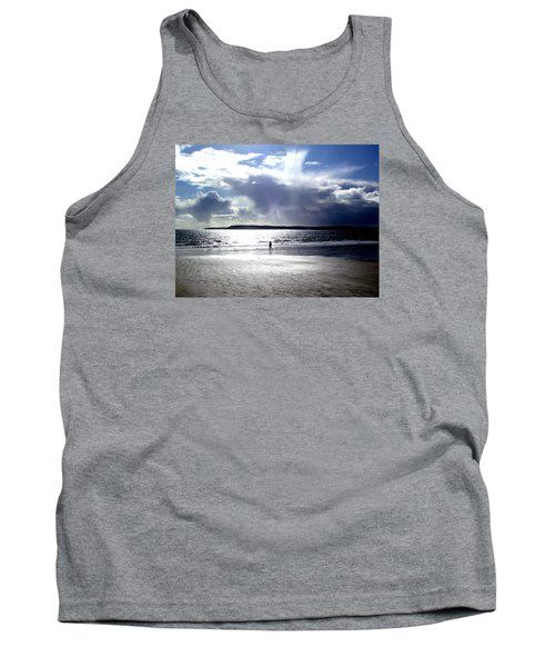 Lone Beach Walker Tank Top