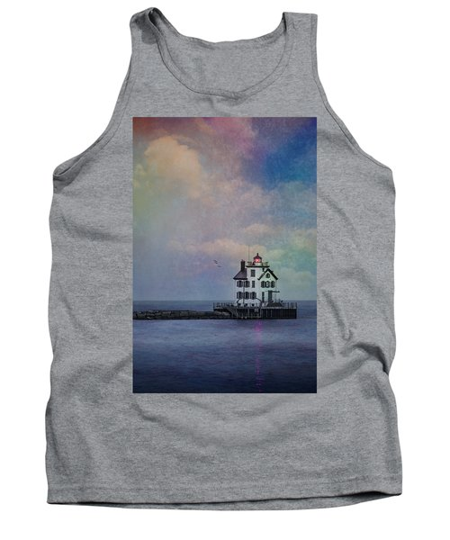 Beacon Of Light Tank Top