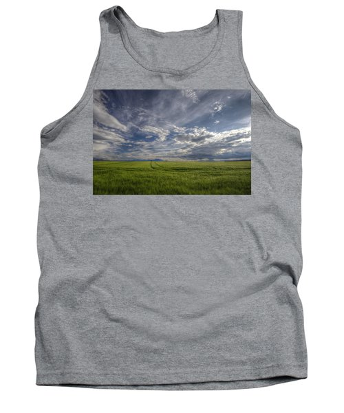 Beautiful Countryside Tank Top