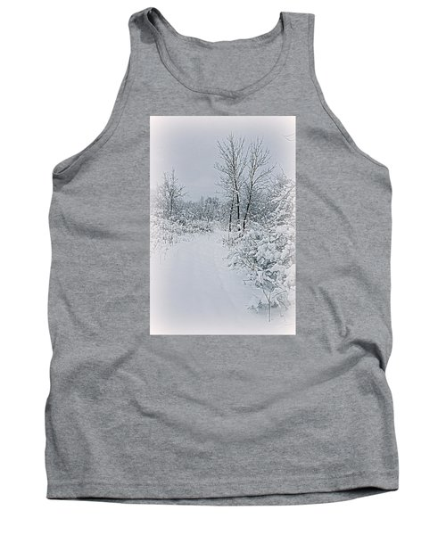 Beauty Of Winter Tank Top