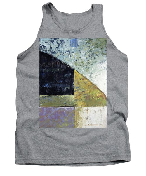 Bent On Abstraction Tank Top