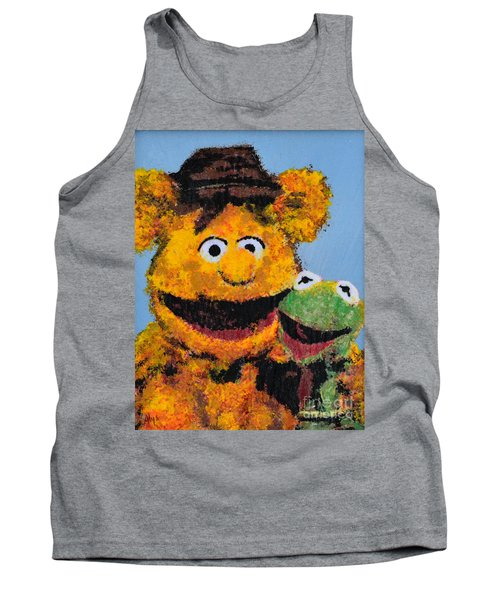 Best Friends Tank Top by Alys Caviness-Gober