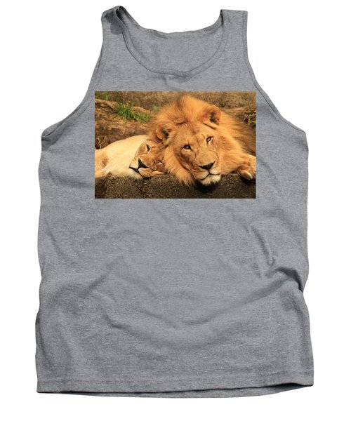 Best Friends For Life Tank Top