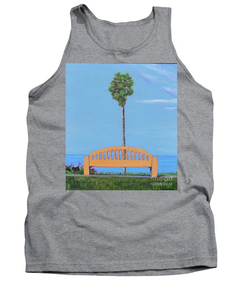 Best Seat In San Clemente Tank Top