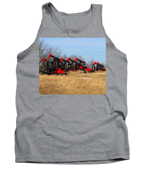 Bethlehem Pump Jacks Tank Top