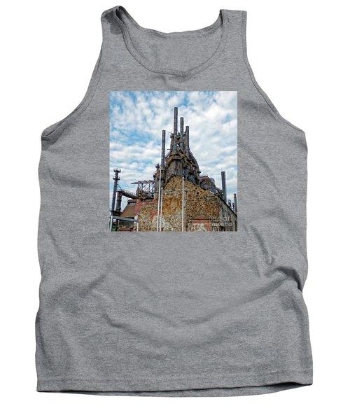 Bethlehem Steel # 2 Tank Top
