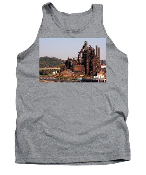 Bethlehem Steel # 8 Tank Top