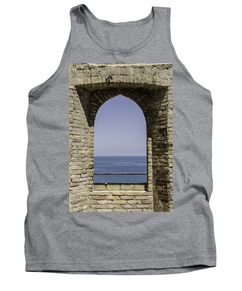 Beyond The Gate Of Infinity Tank Top