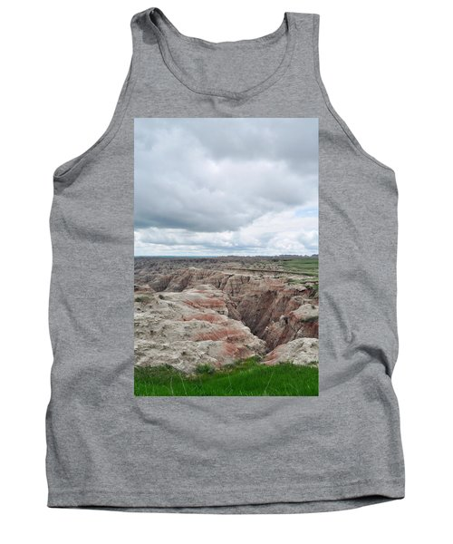 Big Badlands Overlook Tank Top