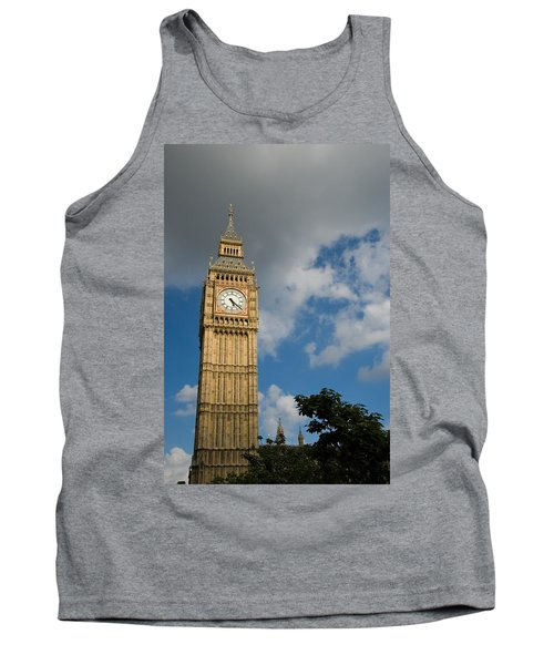 Tank Top featuring the photograph Big Ben by Jeremy Voisey