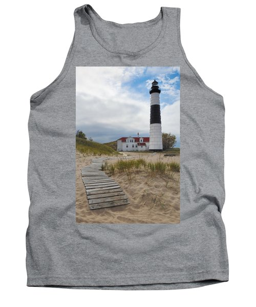Big Sable Point Lighthouse Tank Top