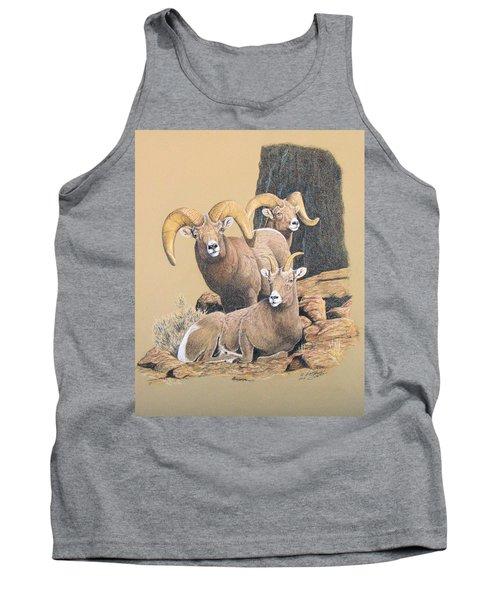 Bighorn Sheep Tank Top