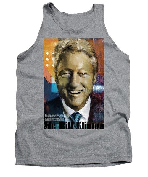 Bill Clinton Tank Top
