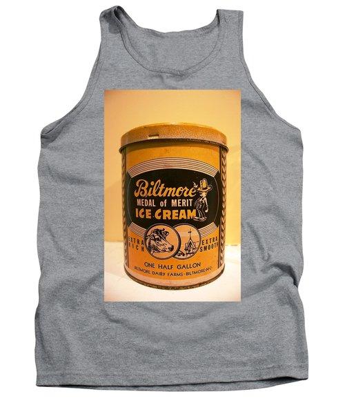 Biltmore Ice Cream Tank Top