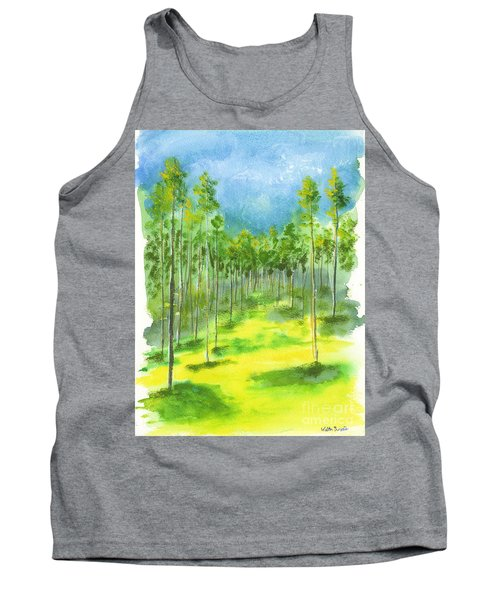 Birch Glen Tank Top