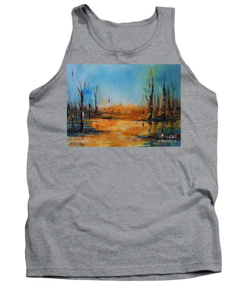 Birches Pond Tank Top