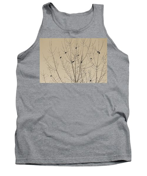 Birds Gather Tank Top