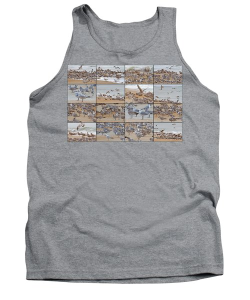 Birds Of Many Feathers Tank Top