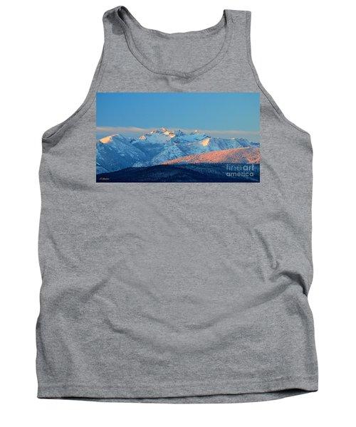 Bitterroot Mountain Morning Tank Top