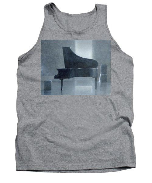 Black Piano 2004 Tank Top