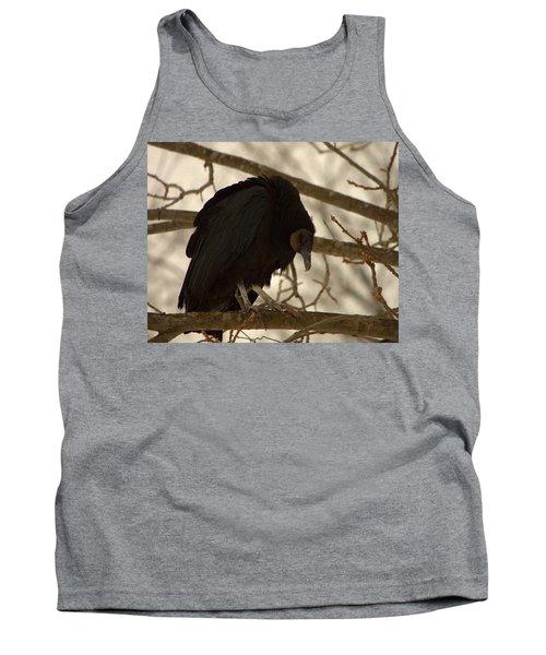 Black Vulture 4 Tank Top