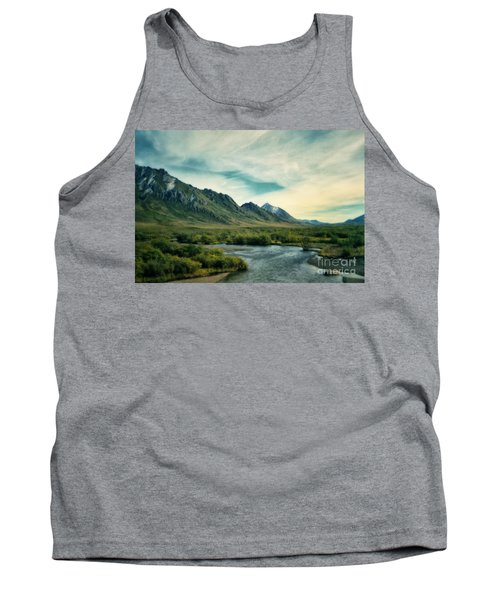 Blackstone River  Tank Top