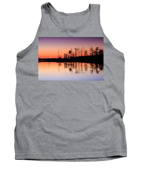 Blackwater Reflections Tank Top